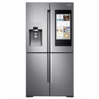 SAMSUNG RF56M9540SR Family Hub | Multi-door Fridge Freezer, 550L